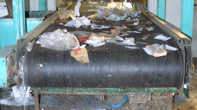 Российский экологический оператор, сортировка отходов