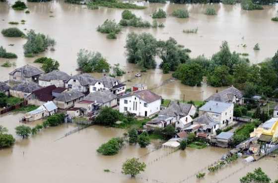 влияние климатических рисков