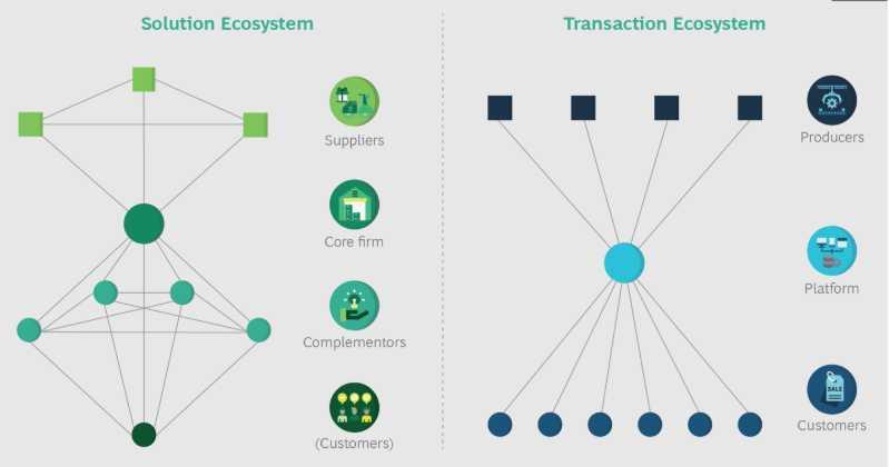 бизнес-экосистемы