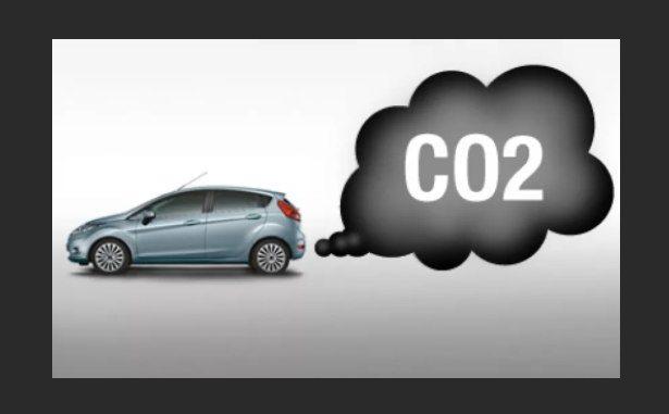 сокращение выбросов CO2 транспортными средствами