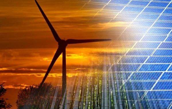 рост производства возобновляемой энергии