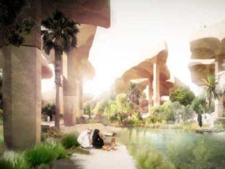 Облик городов будущего