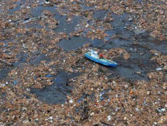 биткоины из океанского мусора