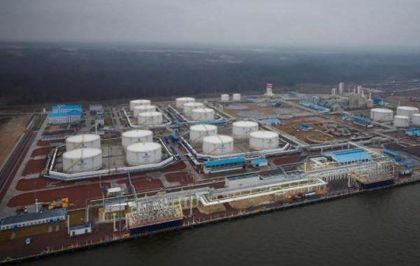 водородные технологии и НОВАТЭК