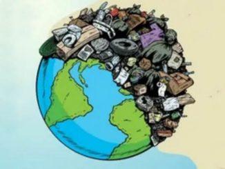 Отрасль обращения с отходами и климат