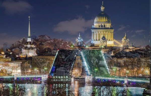 Отходы Санкт-Петербурга