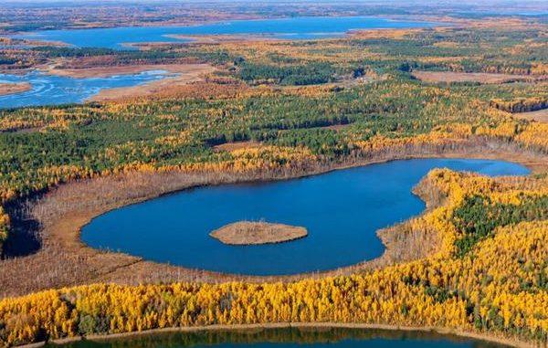 финансирование очистки озер и рек