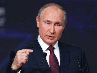 Путин о климатической повестке