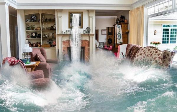 Связанные с водой стихийные бедствия