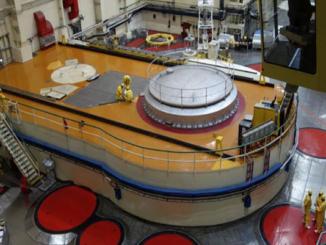 на атомных электростанциях