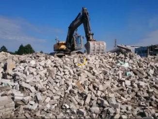 переработка строительных отходов