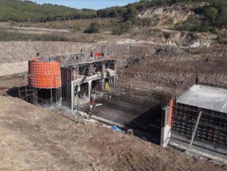 Реконструкция Кугуковского водохранилища